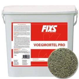 Voegmortel Fixs Pro Tuinvisie 15 KG Steengrijs