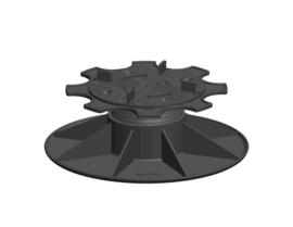 PV 5/8 Solidor Regelbare Terrasdrager