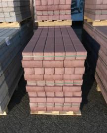 BSS 8 cm KOMO rood met deklaag betonklinker