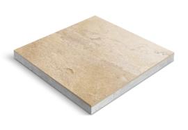 Cera Deco keramiek op beton Quartz Gold 60x60