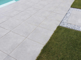 Ceramaxx Cimenti Clay Grey 60x60x3