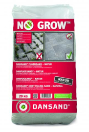 Dansand voegzand No Grow Naturel