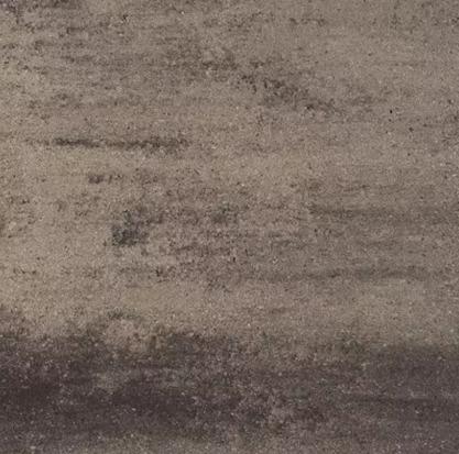Bravestone grijs genuanceerd 60x60x4