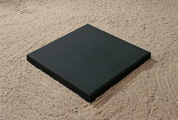 Betontegel Zwart 60x60.Betontegel 50x50x6 Zwart