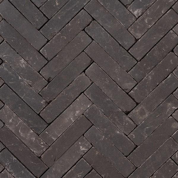 Ares Zwart bezand getrommeld waalformaat UWF65