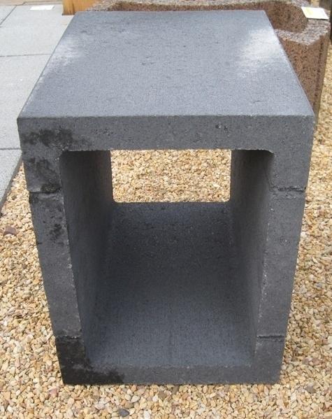 Zit Element Beton 30x40x40