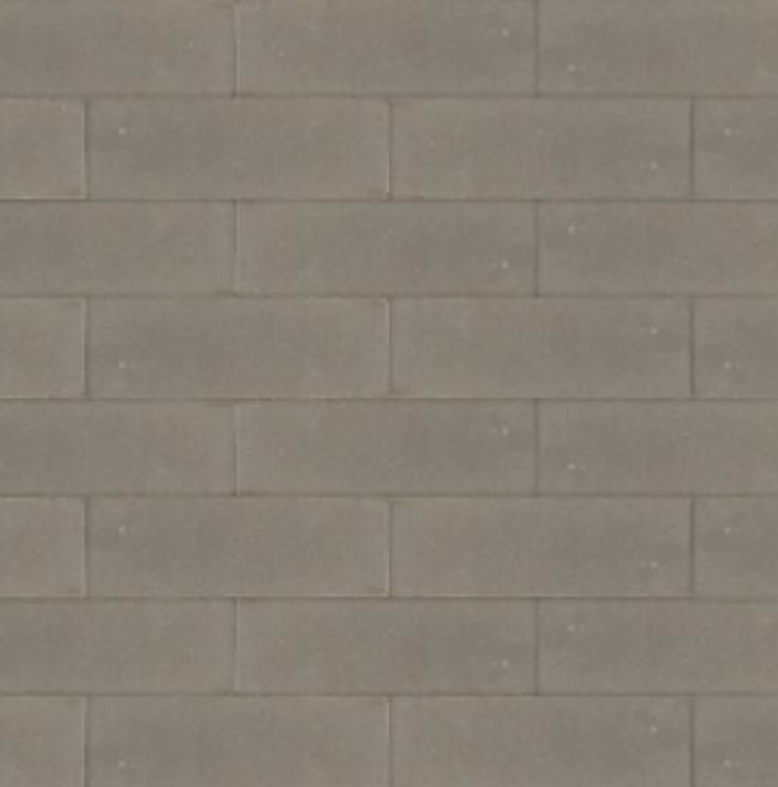 Betonstraatsteen grijs 11x33 BSS