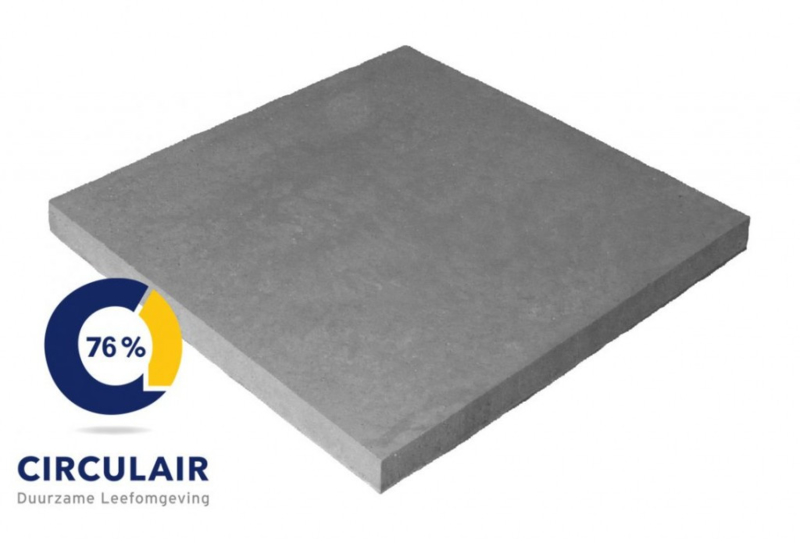 The Right Wae 100x100x5 Warm Grey