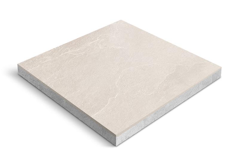 CeraDeco keramiek op beton Nordica Sand 60x60