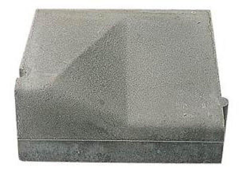 Inritband 10/20x45x50cm links KOMO grijs