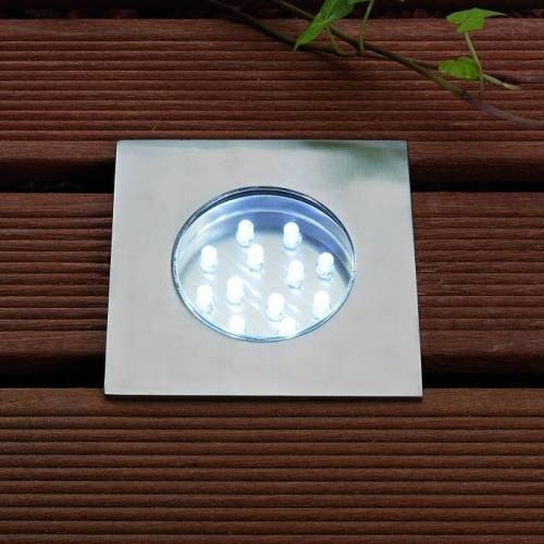 Garden Lights Hybra wit licht