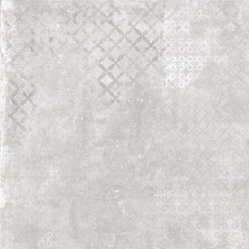GeoCeramica 80x80 Forma Grigio Décor