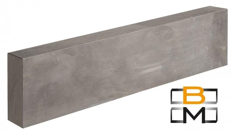 Siam Bluestone Opsluitband 100x15x10 verzoet met facet
