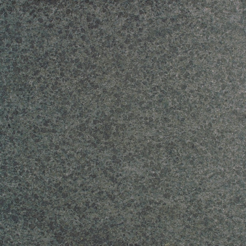 President 60x60x3 gevlamd geborsteld black