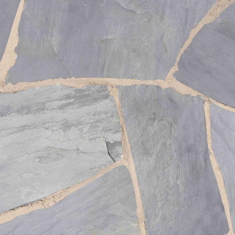 Flagstones Kandla Grey 25-40 mm