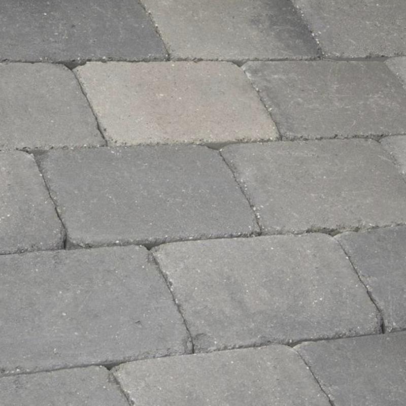 Cobblestones 20x5x8 cm Madrid Waalformaat