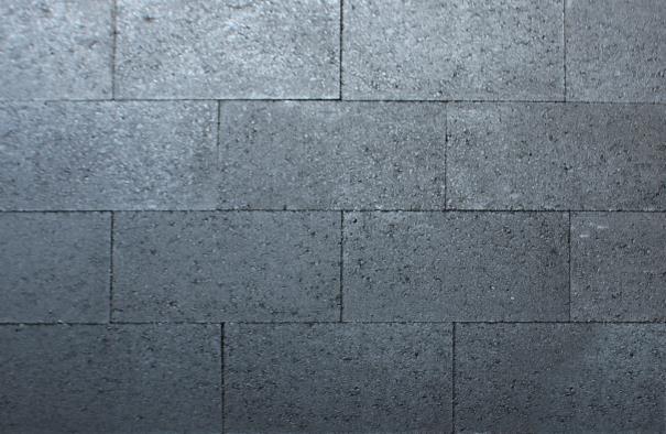 Metro Vlaksteen 20x30x4 Antraciet