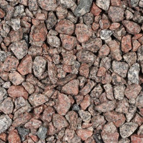 Graniet split rose rood 8 16 1000KG