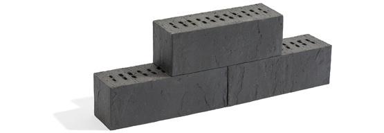 Blocco Bordano Gebakken Stapelblok 10x10x29 cm