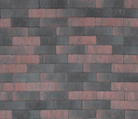 Tremico dikformaat rood zwart