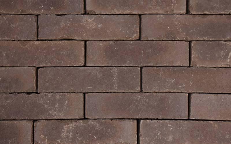 Oud Reeuwijk straatbaksteen 21x5x6 cm