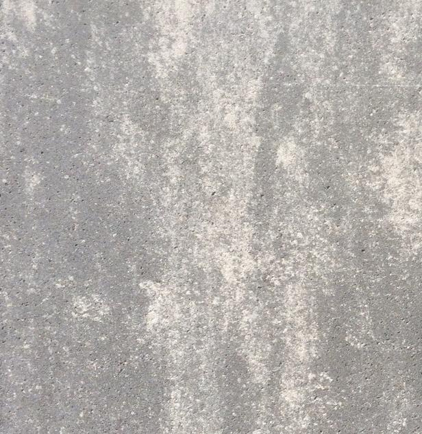 Deklaag tuintegel 60x60x6 cm grijs antraciet