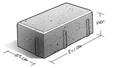 betonklinkers bss BKK antraciet
