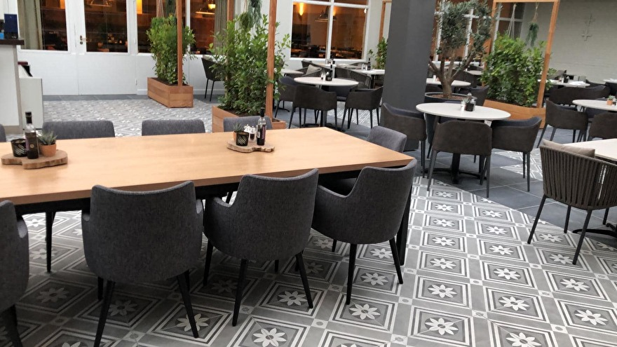 Ceramiton keramiek op beton Fiordi Designo