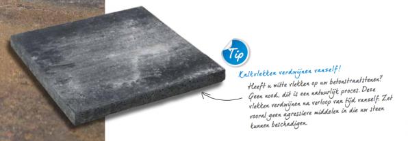 Wat doen tegen kalk uitbloei beton