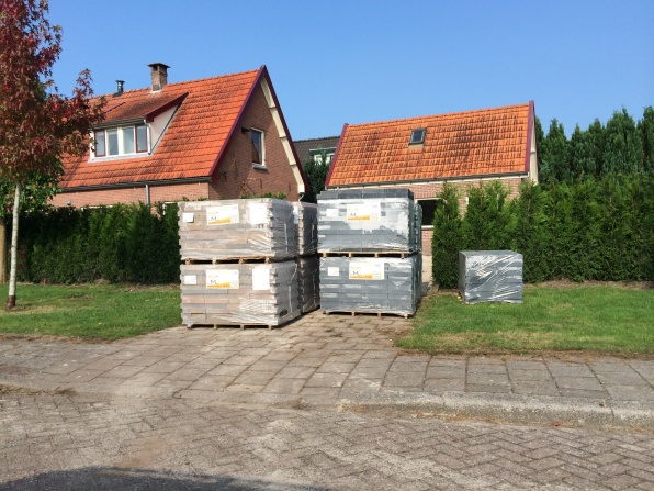 Levering Excluton bestrating