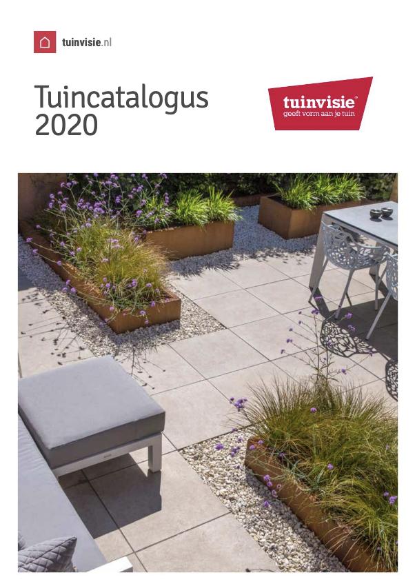 Tuinvisie brochure tuin 2020
