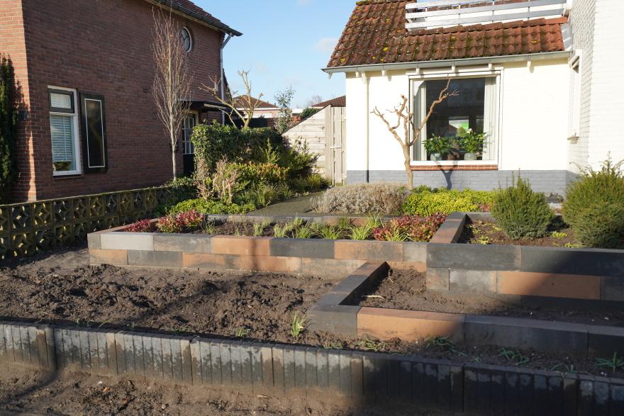 Wallblock Texels bont 15x15x60 strak new