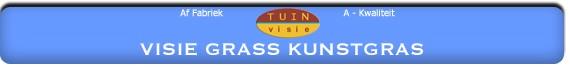 VISIEGRASS KUNSTGRAS TUINVISIE