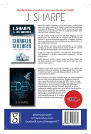 Set Gebroken geheugen en Eden van J. Sharpe