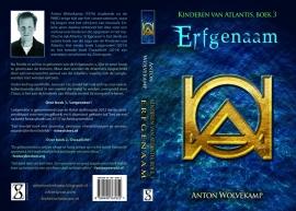 Erfgenaam (Kinderen van Atlantis, deel 3) - Anton Wolvekamp