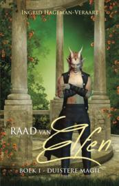 Raad van Elfen - boek 1 - Duistere magie - Ingrid Hageman -  Ebook