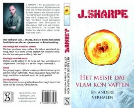 HET MEISJE DAT VLAM KON VATTEN - J. Sharpe