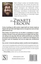 DE ZWARTE TROON -  Peter Schaap