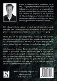 Kinderen van Atlantis - boek 1 - Lotgenoten - Anton Wolvekamp - Ebook