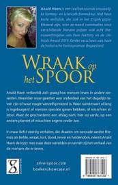 WRAAK OP HET SPOOR -  Anaïd Haen