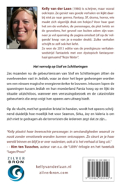 Lentagon - deel 2 - Bloed & scherven - Kelly van der Laan - ebook