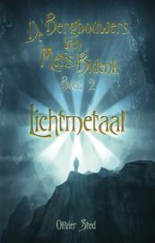 De bergbouwers van Metis Bidenk - boek 2 - Lichtmetaal - Olivier Sted