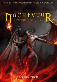 NACHTVUUR - Uschi Zietsch
