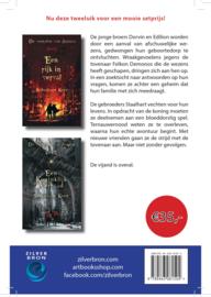 """Setprijs de eerste twee delen in de serie """"De verhalen van Auruco"""" van Sebastiaan Koen (Een rijk in verval en Een koninklijk verraad)"""