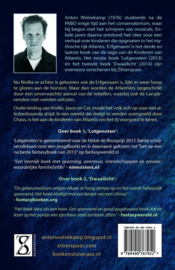 Kinderen van Atlantis - boek 3 - Erfgenaam - Anton Wolvekamp - Ebook