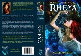 De laatste strijd - deel 2 - Rheya - Arwen Mannens
