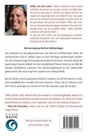 De Lentagontrilogie - deel 2 - Bloed en scherven - Kelly van der Laan