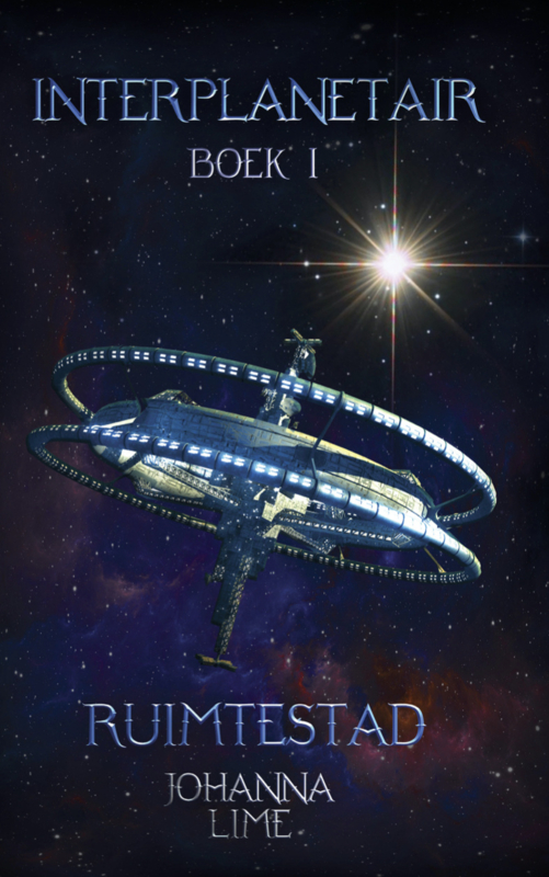 Interplanetair - Boek 1 - Ruimtestad - Johanna Lime