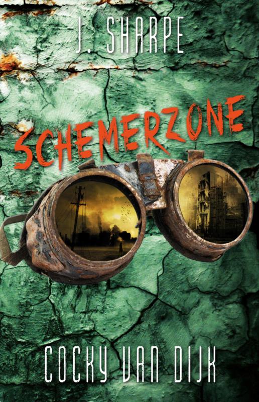 Schemerzone - Cocky van Dijk en J. Sharpe - ebook