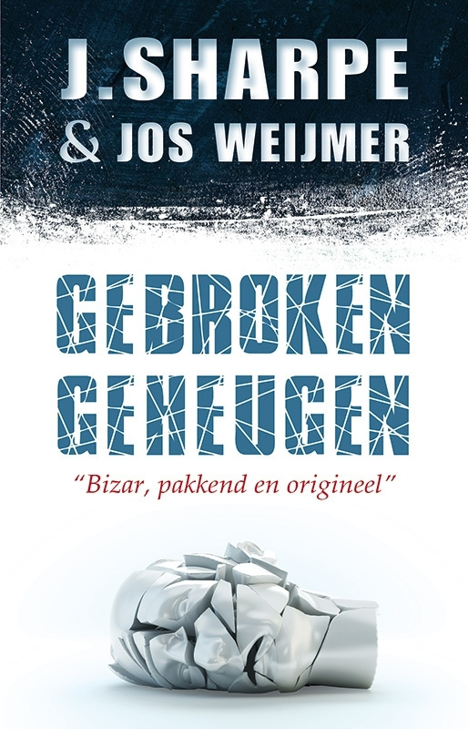 Gebroken Geheugen - J. Sharpe - Ebook